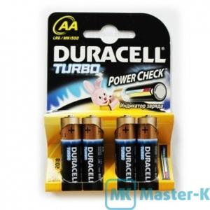 Батарейка DURACELL Turbo LR06 MN1500