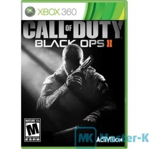 Игра Call of Duty Black OPS II
