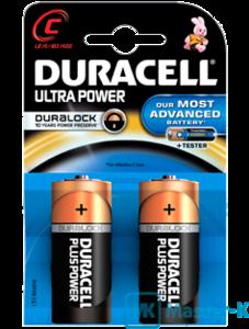 Батарейка DURACELL Ultra Power C/LR14/MN1400
