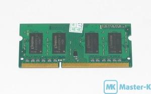 SO-DDR3 1Gb 1066 Kingston
