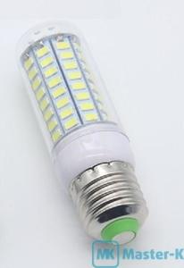 Лампа светодиодная SMD 5730 81 LED E27 220В Warm White