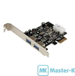 Контроллер PCI-E USB 3.0 ST-Lab U-710 PCI-Express X1