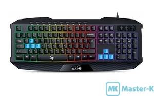 Клавиатура Genius Scorpion K215 Black USB