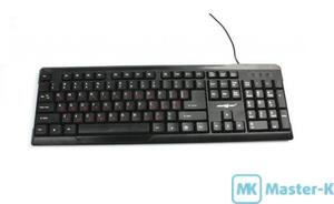 Клавиатура Maxxter KB-209-U Black USB