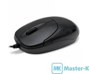 Мышь REAL-EL RM-212 Black USB
