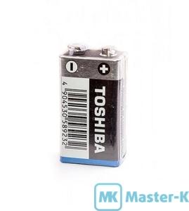 Батарейка Toshiba 6LR61-1S Alkaline