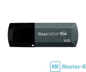USB FLASH 8Gb Team C153 Black