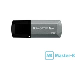 USB FLASH 16Gb Team C153 Silver