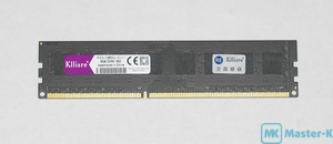 DDR3 8Gb 1600 Kllisre