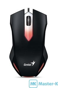 Мышь Genius X-G200 Black USB