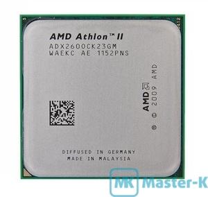 AMD Athlon II X2 260 3,20GHz/2*128Kb-L1/2*1Mb-L2, sAM3 Tray