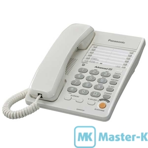 Телефон PANASONIC KX-TS2565UAW