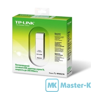 Net Card TP-Link TL-WN821N