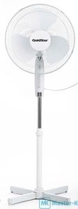 Вентилятор Goldstar GFF-30 White
