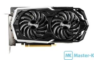 nVidia GTX 1660 Ti 6Gb GDDR6 MSI GTX 1660 TI ARMOR 6G OC PCIe 3.0