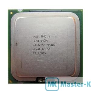 Intel Pentium IV 520 2,80GHz/800MHz/1Mb-L2, s755 Tray