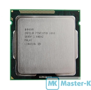 Intel Pentium G840 2,80GHz/3Mb-L2/GPU 850/1100MHz, LGA-1155 Tray
