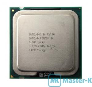 Intel Pentium Dual-Core E6700 3,20GHz/1066MHz/2Mb-L2, LGA-775 Tray