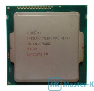 Intel Celeron G1820 2,70GHz/1333MHz/2Mb-L3/GPU-350/1050MHz, LGA-1150 Tray