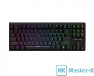Клавиатура Hator Rockfall Evo TKL Optical ENG/UKR/RUS (HTK-630) Black USB