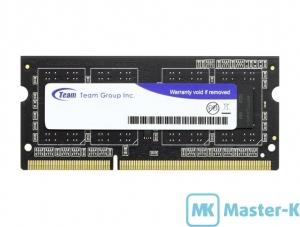 SO-DDR3L 4Gb 1600 Team