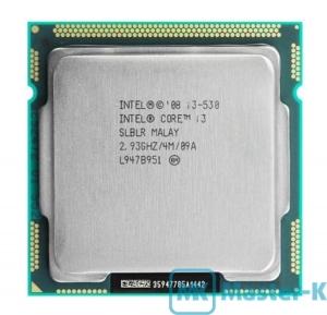 Intel Core i3-530 2,93GHz/1333MHz/4Mb-L2/GPU-733MHz, LGA-1156 Tray