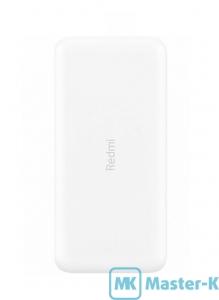 Мобильная батарея XIAOMI Redmi (VXN4265CN) 20000mAh White